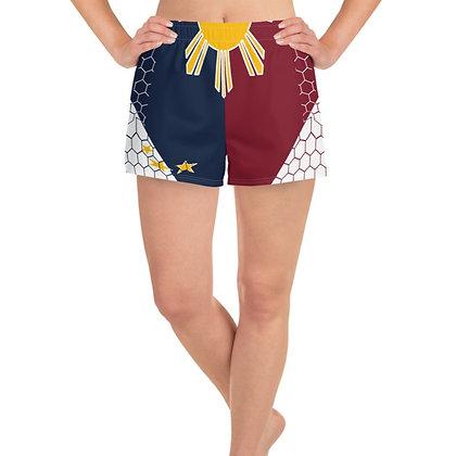 Sun Blazer Women's Athletic Short Shorts
