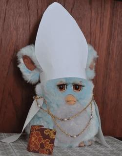 pope furby