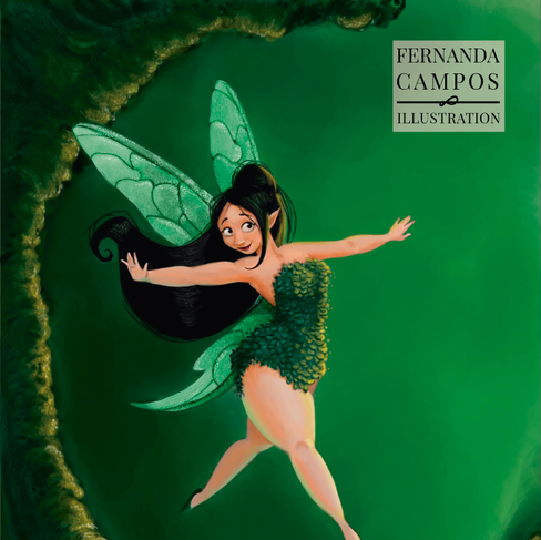 Brazilian Fairy