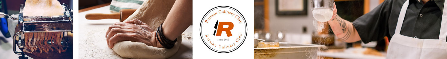 Logomarca Rotman Culinary Club Universit