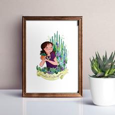 The Succulent Whisperer by Fernanda Camp