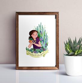The Succulent Whisperer
