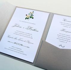 Um envelope, DOIS cartões