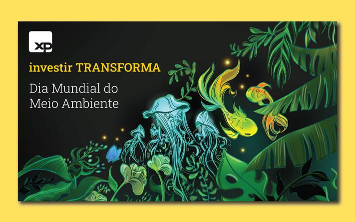 Apresentaçāo de produto interno - Dia do Meio Ambiente