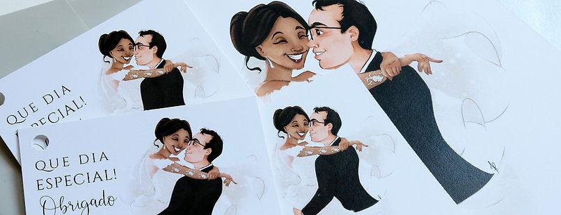 Convites finos arte noivinhos casamento