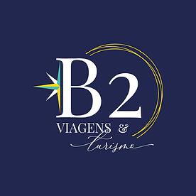 Logomarca B2 turismo Confeitaria de Conv