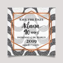 Save the Date COPACABANA DIAMANTE