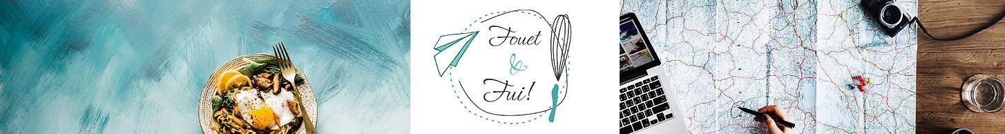 Logomarca Valeria Chociai Fouet e Fui ro