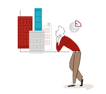 Ilustração Corporativa para CLARET MONTR