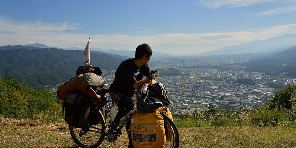 辰野のんびりサイクリング vol.3 挑戦者求む!小口良平と「ど真ん中ルート」へ挑め!!