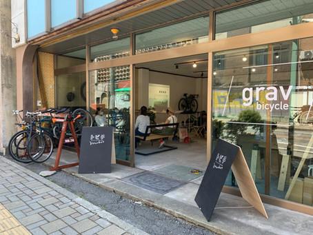 辰野町でサイクルステーションがオープン!!