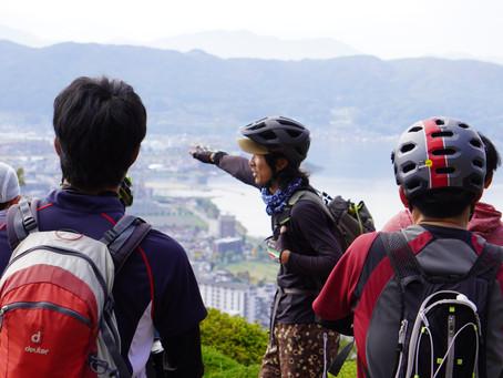 【サイクリングガイド養成講座、開催決定!】