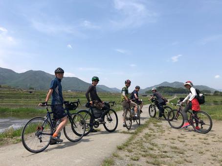 辰野のんびりガイドサイクリング vol.1、開催します!