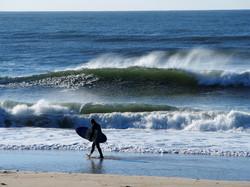 Surfer, Westhampton Beach NY