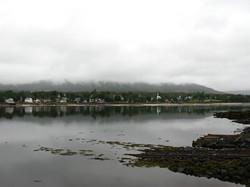 River, Granville Ferry NS
