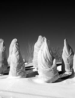 Handmaidens, Dune Road.