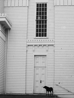 Sag Harbor church.