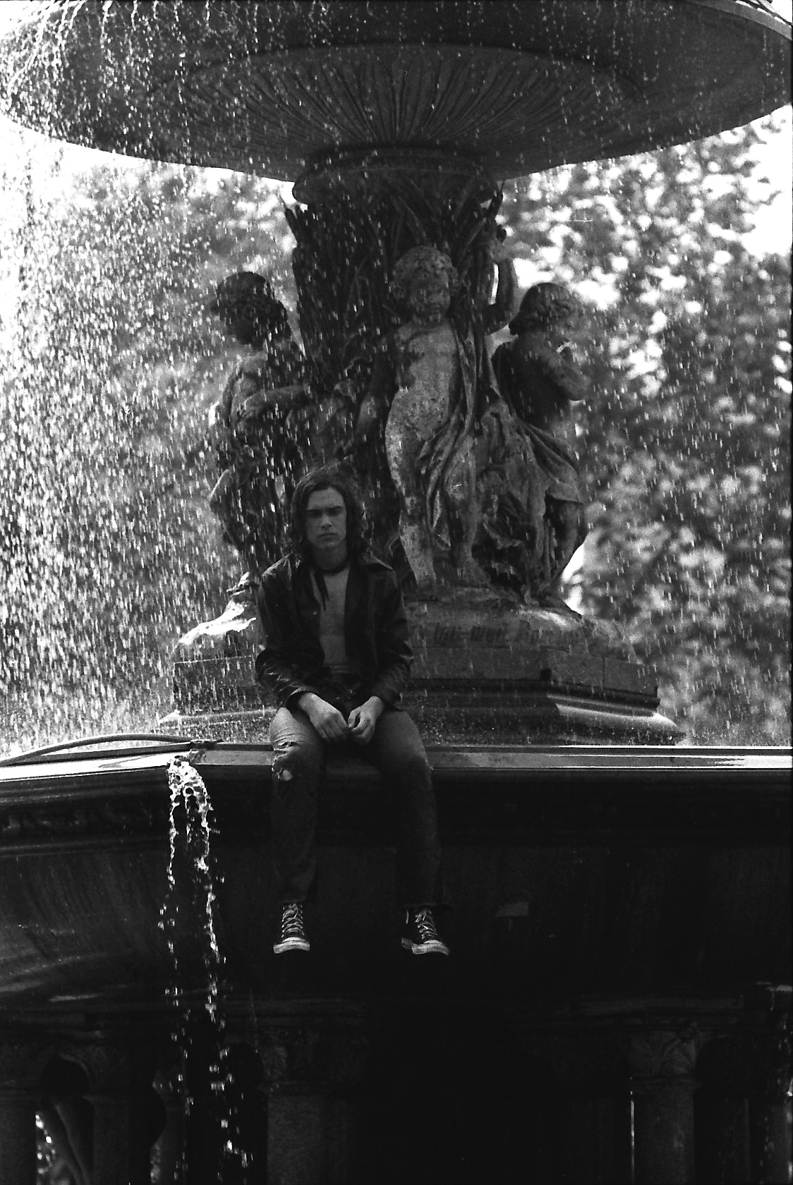 NYC61 Bethesda Fountain