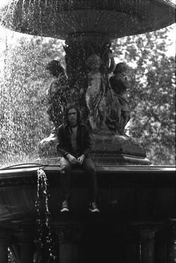 NYC61 Bethesda Fountain