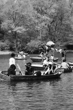 NYC21 Boating in Central Park