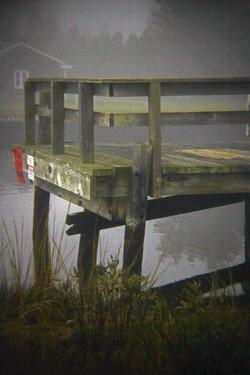 Old dock, Westhampton Beach NY
