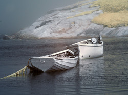 Wooden boats, Peggy's Cove NS
