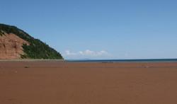 Low tide, Blomidon NS