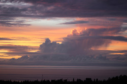 Thunderclouds, Bay of Fundy NS