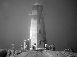 Peggy's Cove light, NS