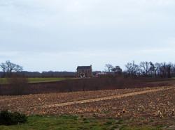 Plowed field, Aquebogue NY