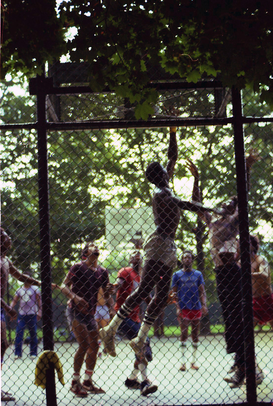 NYC54 Basketball in Riverside Pk