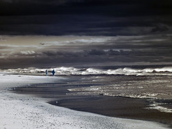 Winter Atlantic, Rogers Beach