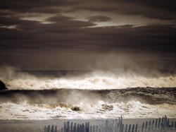 Winter, Rogers Beach NY