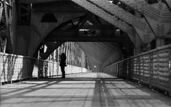 NYC62 Williamsburg Bridge