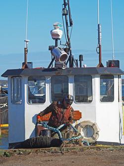 Captain, Hampton Bays NY.