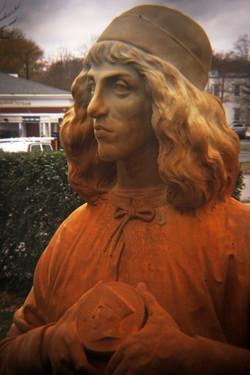 Statue, Southampton NY