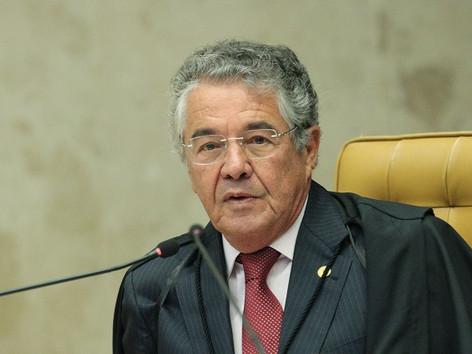 Marco Aurélio suspende execução provisória de condenado em 2ª instância