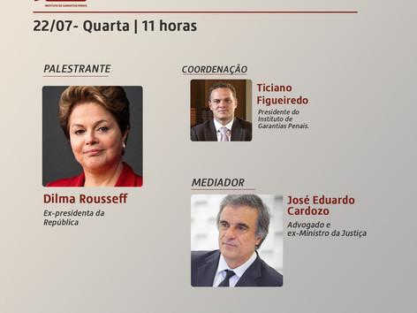 """WEBINÁRIO IGP: """"Desigualdades e democracia"""""""