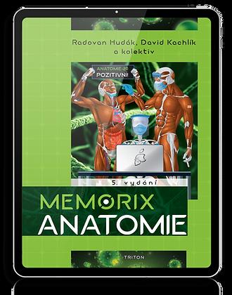 Memorix Anatomie E-book (České 5. vydání)