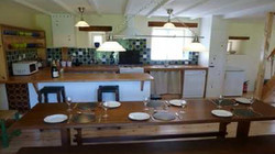 Salle à manger (jusqu'à 18 couverts)