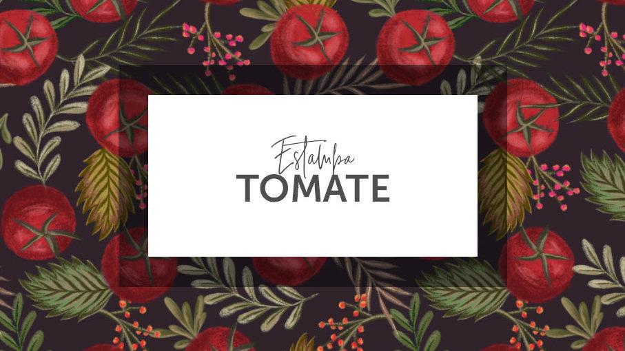 Estampa Tomates