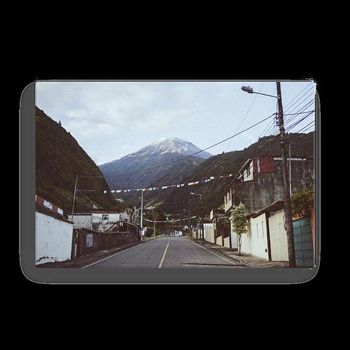 Volcan Tungurahua canvas print