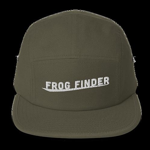 Frog Finder Five Panel