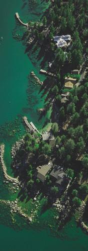 Looking Down Upon Tahoe