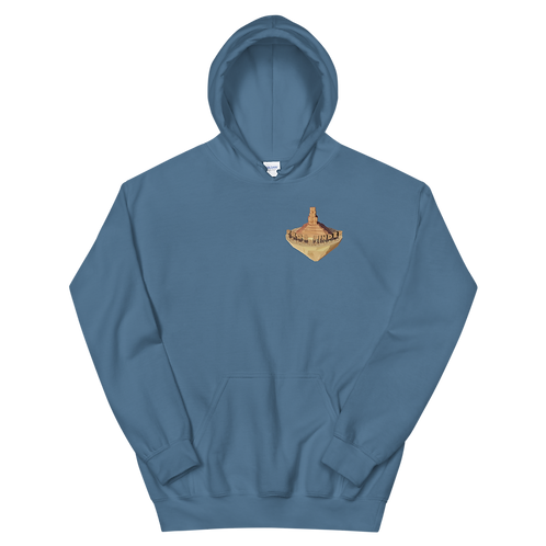 Valley of the Gods Hoodie
