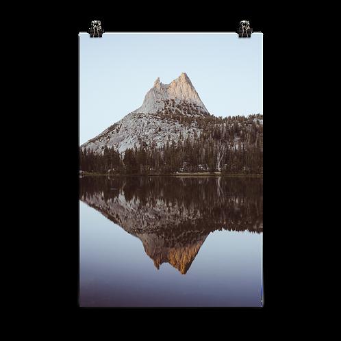 Cathedral Peak poster