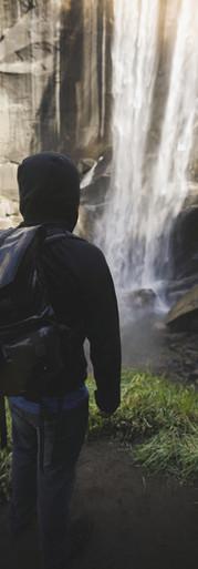 Yosemite Water Fall