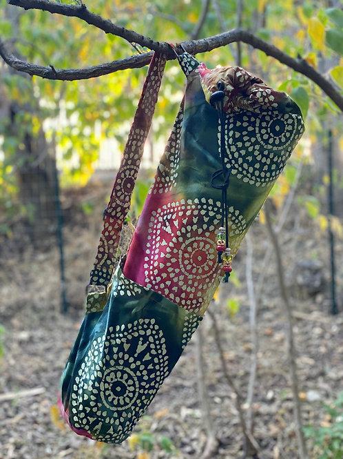 Retro Tie Dye Batik