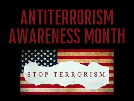 Antiterrorism Awareness Month 2021