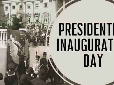 Presidential Inauguration Day